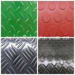 PVC Interlocking Plastic Sheet Anti Fatigue Mat For Workshop / Warehouse Manufactures