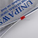 slider zipper for pet food bag/Pet Dog Food Plastic Bags, pet plastic animal