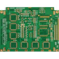 Halogen Free Double Sided PCB Prototype Board , FR4 Circuit Board PCB Prototype Service Manufactures