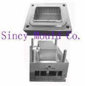 China Plastic Storage Box Mould on sale