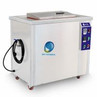 Motorcycle Part 28KHZ Large Capacity Ultrasonic Cleaner To Remove Oils / Metal Debris Manufactures
