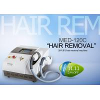 Beauty Salon IPL SHR Hair Removal Machine For Full Body / Underarms / Legs Manufactures