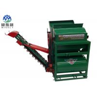 Electric Motor Matched Peanut Picker , Groundnut Plucking Machine Low Impurity Rate Manufactures