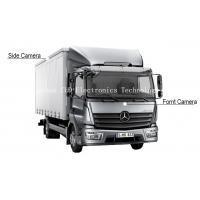 All around view Car Reverse Camera system For Benz Atego With 4 Wide Angle Cameras Manufactures