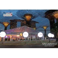20m×25m Big Clear party tent/marquee/canopy/structure with PVC Wall Manufactures