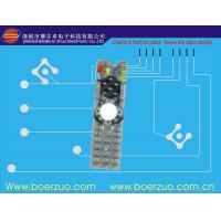 Electrical Sealed Tactile Membrane Switch For Fan , LED Compents Manufactures
