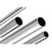 Round AISI Stainless Steel Tubing 304 316 321 2205 OD 6mm - 1175mm Manufactures