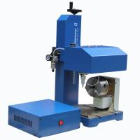 China Cnc Batch Code Dot Pin Pin Stamp Marking Machine PMK-G01 for Motorcycle on sale