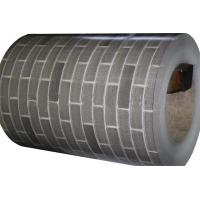 China pre painted aluminum zinc alloy coated steel / galvanized steel coil 1250mm Width on sale