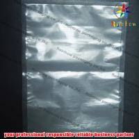 Clear Channell Food Vacuum Seal Bags With Zipper For Biscuit Packaging Manufactures