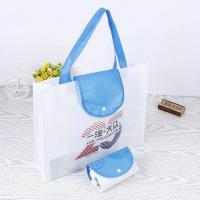 Handheld Promotional Non Woven Fabric Bags Heat Transfer Printing Reusable Manufactures