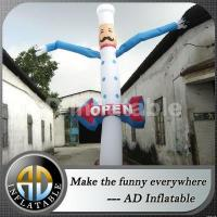 China Kitchen adverting inflatable dancing man on sale