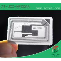 NFC Sticker tag,Operating Frequency:13.56MHz Manufactures