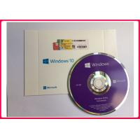 OEM Key Windows 10 Pro Retail Box 64bit Original Online Activation Manufactures