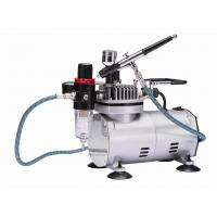 China Professional Silent Mini Air Compressor Oil Free Easy To Carry TC-20BK on sale