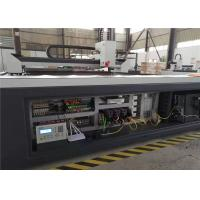 China Easy Operation Fiber Optic Laser Cutting Machine High Rigidity Heavy Chassis on sale