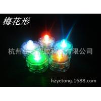 China LED electronic waterproof lamp Diving the candle light Aquarium lights on sale