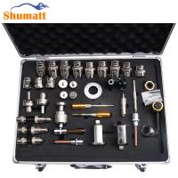 China 35pcs Bosch Denso CAT Delphi Injectors Disassemble Common Rail Tools CRT029 on sale