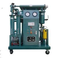 Highly Effective Vacuum Transformer Oil Purifier/Oil Filter (Series ZY) Manufactures