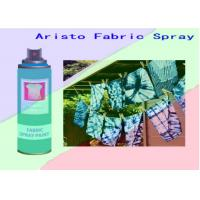 China Colors Fabric Spray Paint  Alcohol Based  No Toxic Virtually Odorless on sale