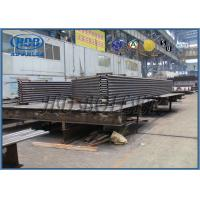 Submerged Arc Welding Water Wall Tubes In Boiler 100% Penetrant Inspection Manufactures