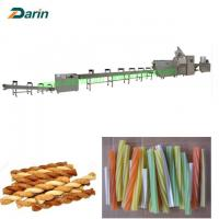 China Darin Pet Dog Food Extruder Animal Food Processing Machine With PlC Control on sale