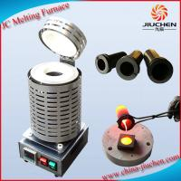 China JIUCHEN Electric Small Gold and Silver Induction Heater for Sale on sale