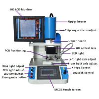 China High Quality optical alignment BGA Rework Station Soldering Motherboard Repair Machine For Mobile Phone Repairing on sale