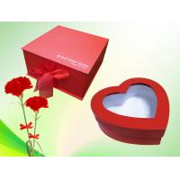 Rigid Corrugated Decorated Gift Boxes With Mounting Cloth for Lowes Manufactures
