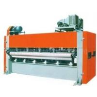 Custom Made Non Woven Needle Punching Machine For Leather , Geotextile Manufactures