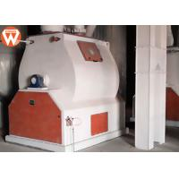 Quality Automatic Animal Feed Production Line , Chicken Feed Making Machine 3MM 4MM for sale