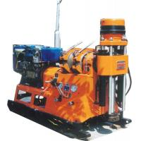 Hydraulic Exploration Drilling Rig Hydraulic Fed For Water Discharge Tunnel Manufactures