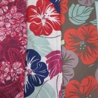 China Printed Polyester Micro fiber fabric on sale