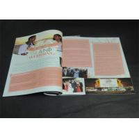 Brochures / Catalogue / Magazine Printing Services With CMYK Printing Manufactures