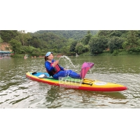 China Kids Adult Soft Race Sup Inflatable Stand Up Paddle Board on sale