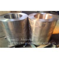 S355J2G3 Carbon Steel Forgings  S355J2 , Pressure vesel Forged Steel Ring Manufactures