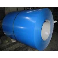 ISO9001 colour coating sheet color coated galvalume precoated  steel roofing coils Manufactures