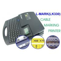 China 300dpi Black Cable Marking Printer , automatic full - cutting ...