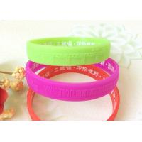 Embossed Logo Low Relief Buddhism Relief Solid Custom Silicone Wristbands Manufactures