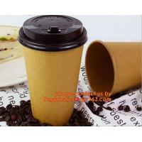PLA Compostable Cups, Single wall paper cups, Double wall paper cups, Ripple wall paper cups, Soup Cup, Bowl, Handle pap Manufactures