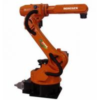 Buy cheap Fully Automatic Robot Palletizing System Robotic Palletizer /Box Palletizer/Bag Palletizer from wholesalers
