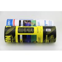 Recycled Empty Paper Cans Packaging For Packing Badminton Tennis and Golf Balls Manufactures