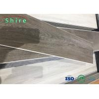 Natural Wood Flooring Luxury Vinyl Plank With IXPE Backing PVC Sheet 2-6MM Thickness Manufactures