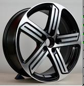 China NEW VW Aluminum Alloy Wheel Rim14;15;16;17; Inch REPLICAS on sale