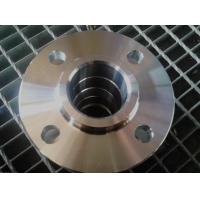 125 to 250 AARH Smooth Finish Slip On Nickel 200 corrosion resistant SO flange Manufactures