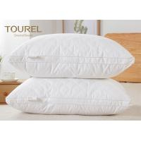 Health Care Feather Fabric Filled  Highest Rated Bed Pillows For Hotel Manufactures