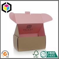 Color Bespoke Cardboard Mailing Box; High Quality Corrugated Shipping Box Manufactures