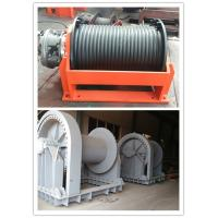 Boat And Lifting Electric Lebus Grooved Drum For Lifting Machinery Manufactures