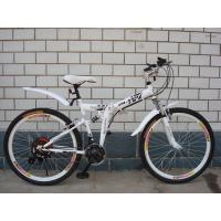 V Brake Lightweight Mountain Bike Full Suspension For Outing Tour Manufactures