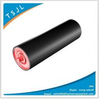 Rubber coated conveyor roller Manufactures